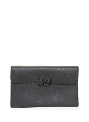 Valentino Garavani Clutch / El Çantası Siyah